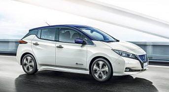 Nissan Leaf – Carro Elétrico será lançado no Brasil em 2019