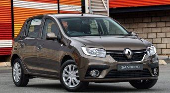 Renault Logan e Sandero 2019 – Novidades, Especificações
