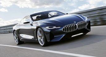BMW Série 8 2019 – Lançamento e Novidades