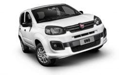 Fiat Uno 2019 terá Menos Versões e Antigo Motor 1.0 Fire