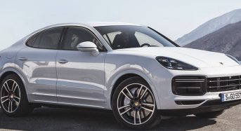 Porsche Cayenne Coupé – Lançamento