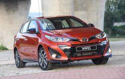 Toyota Yaris 2019 – Ficha Técnica e Novidades