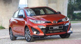 Novo Toyota Yaris 2019 – Preços e Análise do Carro