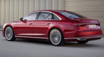 Audi A8 2018 – Especificações, Características
