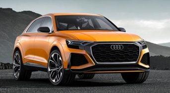 Audi Q8 2019 – Novidades, Lançamento