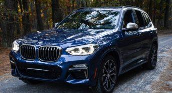 BMW X3 M40i – Novidades, Características