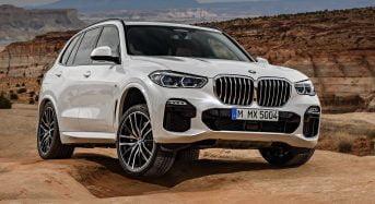 BMW X5 2019 – Características, Lançamento