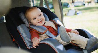 Segurança para crianças nos carros – Cadeirinhas ideias para cada idade