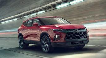 Chevrolet Blazer 2019 – Lançamento, Especificações