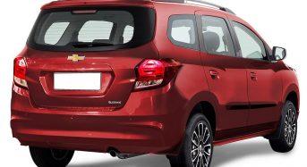 Chevrolet Spin 2019 – Características, Novidades