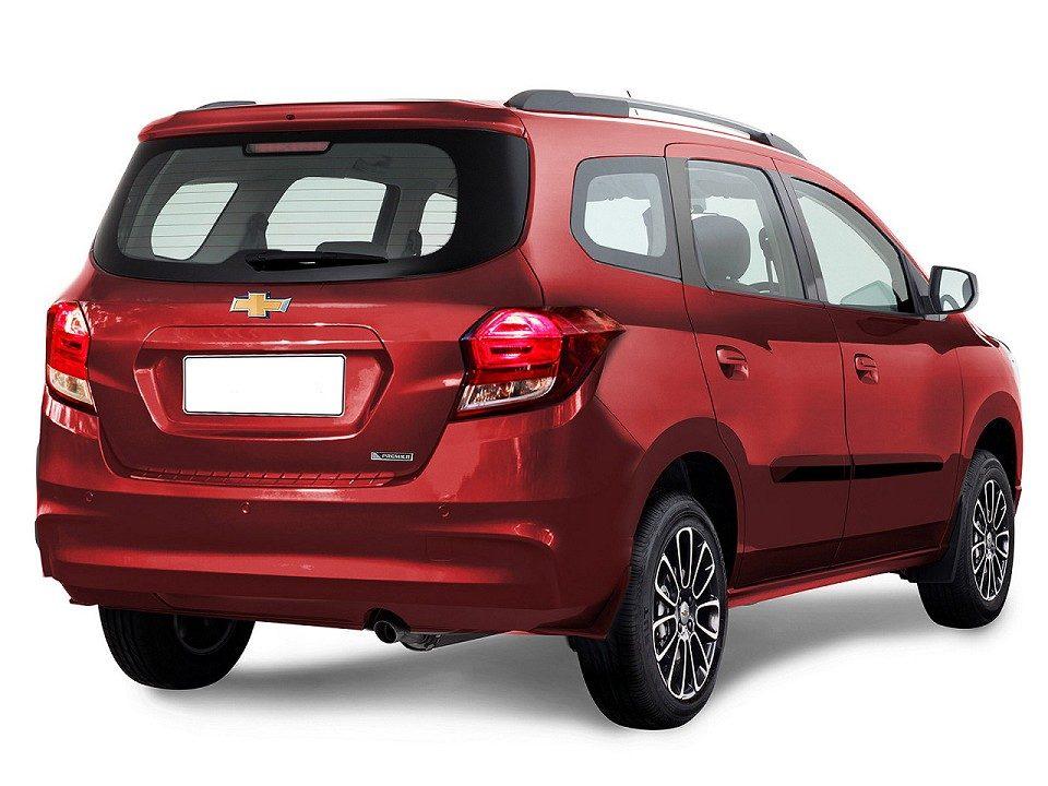 Chevrolet Spin 2019 – Características, Novidades • Carro Bonito 46fb293224