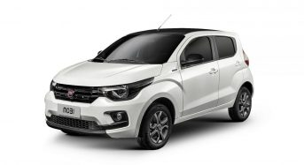 Fiat Mobi VeloCITY 2018 – Especificações, Características