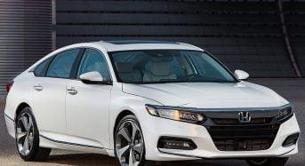 Honda Accord 2018 Nova Geração – Características, Novidades