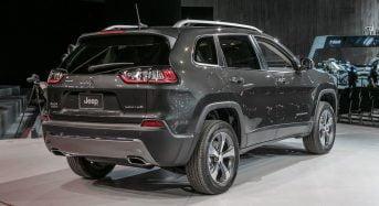 Jeep Cherokee 2019 – Características, Especificações