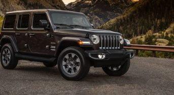 Jeep Wrangler 2019 – Características, Novidades