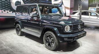 Mercedes-Benz Classe G 2019 – Novidades, Características