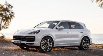 Porsche Cayenne 2018 – Lançamento da Nova Geração no Brasil