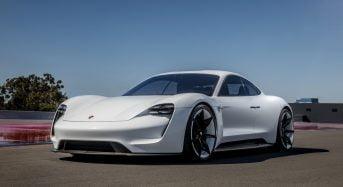 Porsche Taycan – Primeiro carro elétrico da montadora