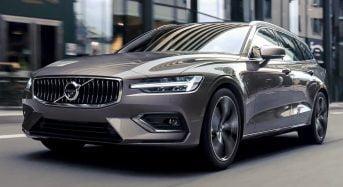 Volvo V60 2019 – Especificações, Lançamento