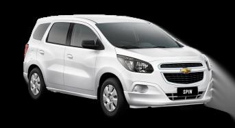 Análise da Nova Chevrolet Spin 2019