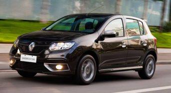 Renault Sandero 2020 – Possível Reestilização e Nova Traseira