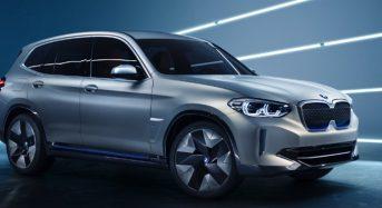 BMW iX3 – Lançamento do SUV Elétrico