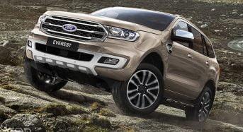 Ford Endeavour 2019 – Especificações, Novidades