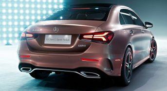 Mercedes-Benz Classe A Sedan 2019 – Características, Ficha Técnica