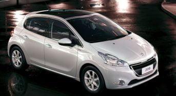 Peugeot 208 InConcert – Características da Série Especial