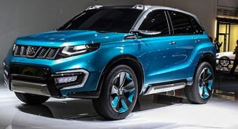 Suzuki Vitara 2019 – Características, Especificações