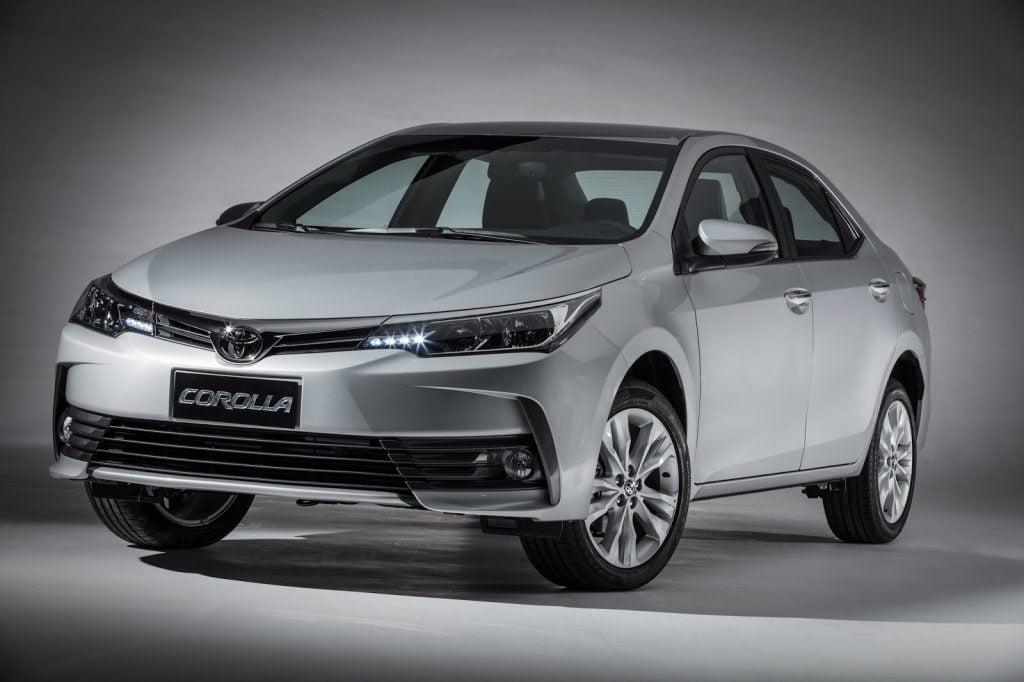 Toyota Corolla 2019 – Ficha Técnica, Características ...