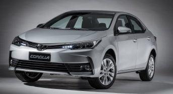 Toyota Corolla 2019 – Ficha Técnica, Características