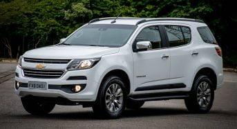 Nova Chevrolet Trailblazer 2019 – Preço e Novidades
