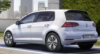 Volkswagen e-Golf – Características, Especificações