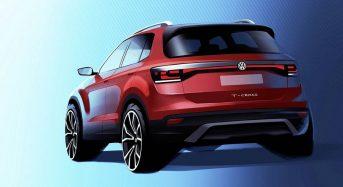 Volkswagen T-Cross – Teaser do Novo Modelo