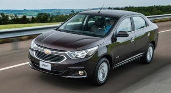 Chevrolet Cobalt 2019 – Características, Especificações