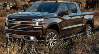 Chevrolet Silverado 2019 – Características, Especificações