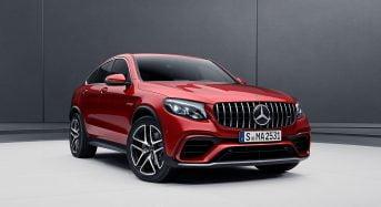 Mercedes-AMG GLC 63 – Novidades, Lançamento no Brasil
