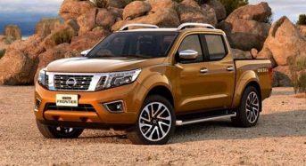Nissan Frontier 2019 – Características, Especificações