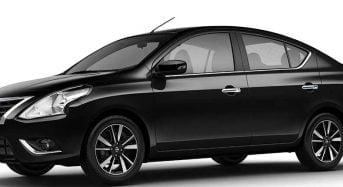 Nissan Versa 2019 – Características, Ficha Técnica