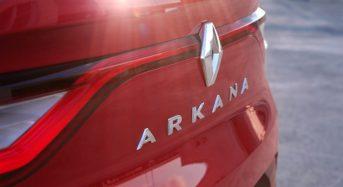 Renault Arkana 2019 – Lançamento, Novidades