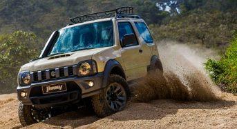Suzuki Jimny Desert 2019 – Lançamento, Especificações