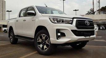 Toyota Hilux 2019 – Novidades, Especificações