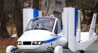 Carro Voador Transition – Início das Pré-Vendas