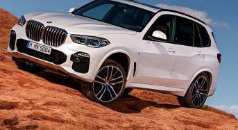 BMW X5 Quarta Geração – Lançamento, Novidades