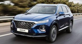 Hyundai Santa Fe 2019 – Características, Novidades