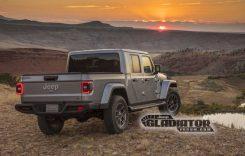 Jeep Gladiator 2020 – Novidades e Fotos da Nova Picape
