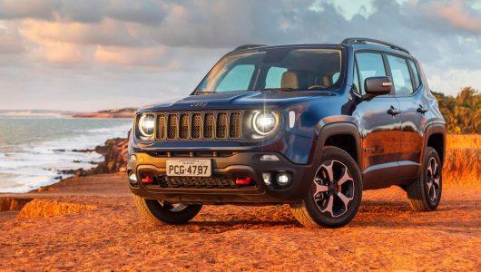 Jeep Renegade 2019 – Novidades e Principais Mudanças