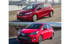Comparativo Toyota Yaris x Honda Fit – Qual é Melhor?