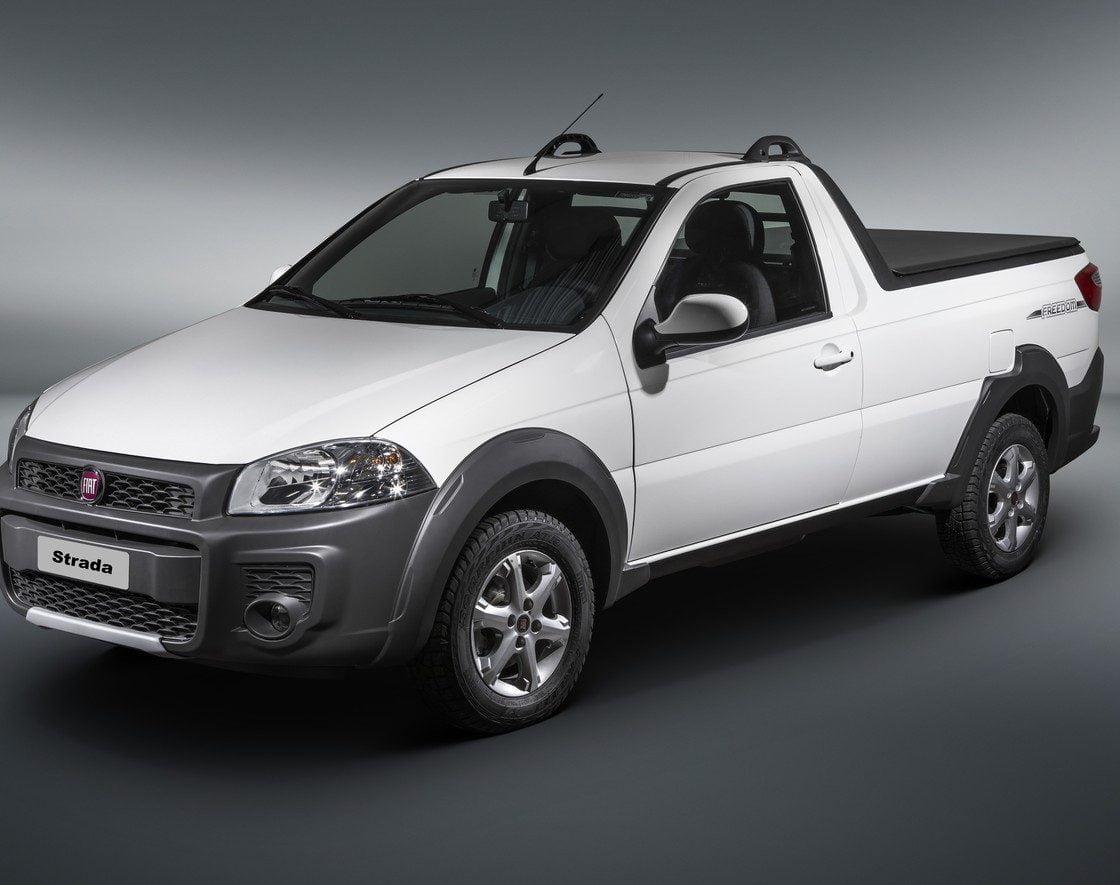 Nova Picape deve Substituir o Fiat Strada em 2020 • Carro ...